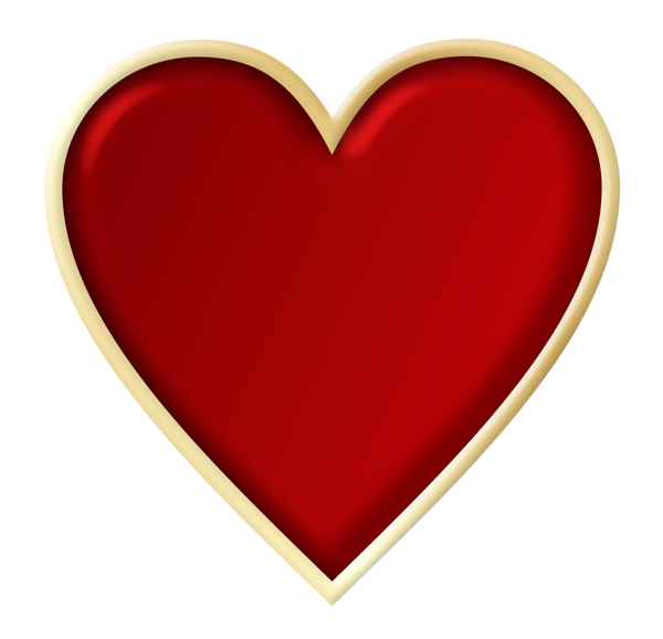 Lip clipart valentines. Red heart png picture