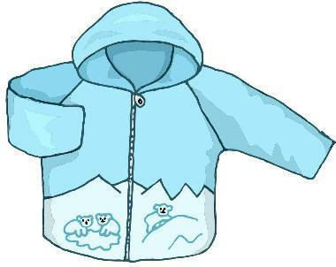 Winter clipart jacket.  coat clip art