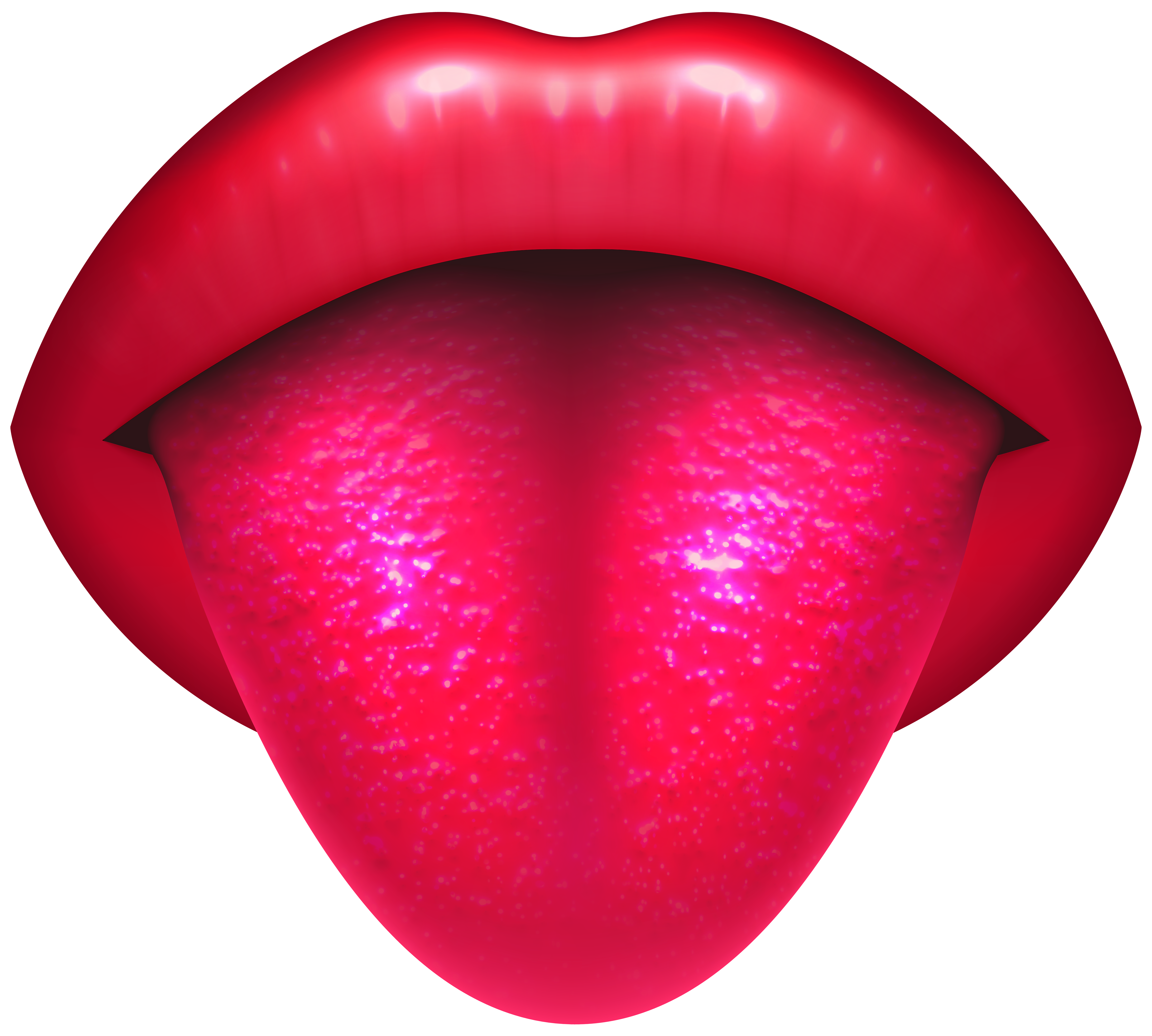 Lips clipart simple lip.  collection of tongue