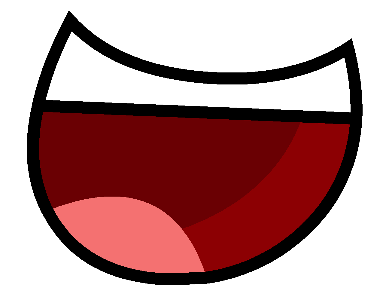 Viewing gallery for smile. Lips clipart logo