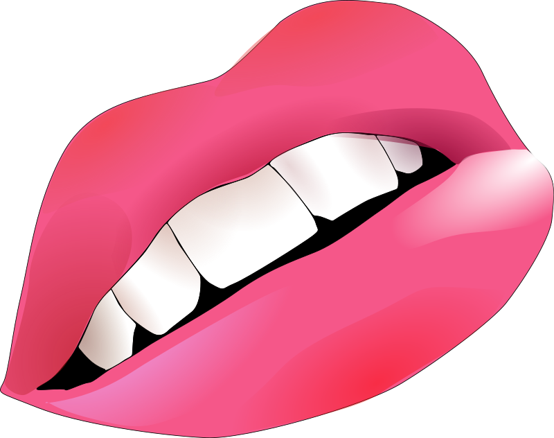 Moving clipart mouth. Of mouths and lips