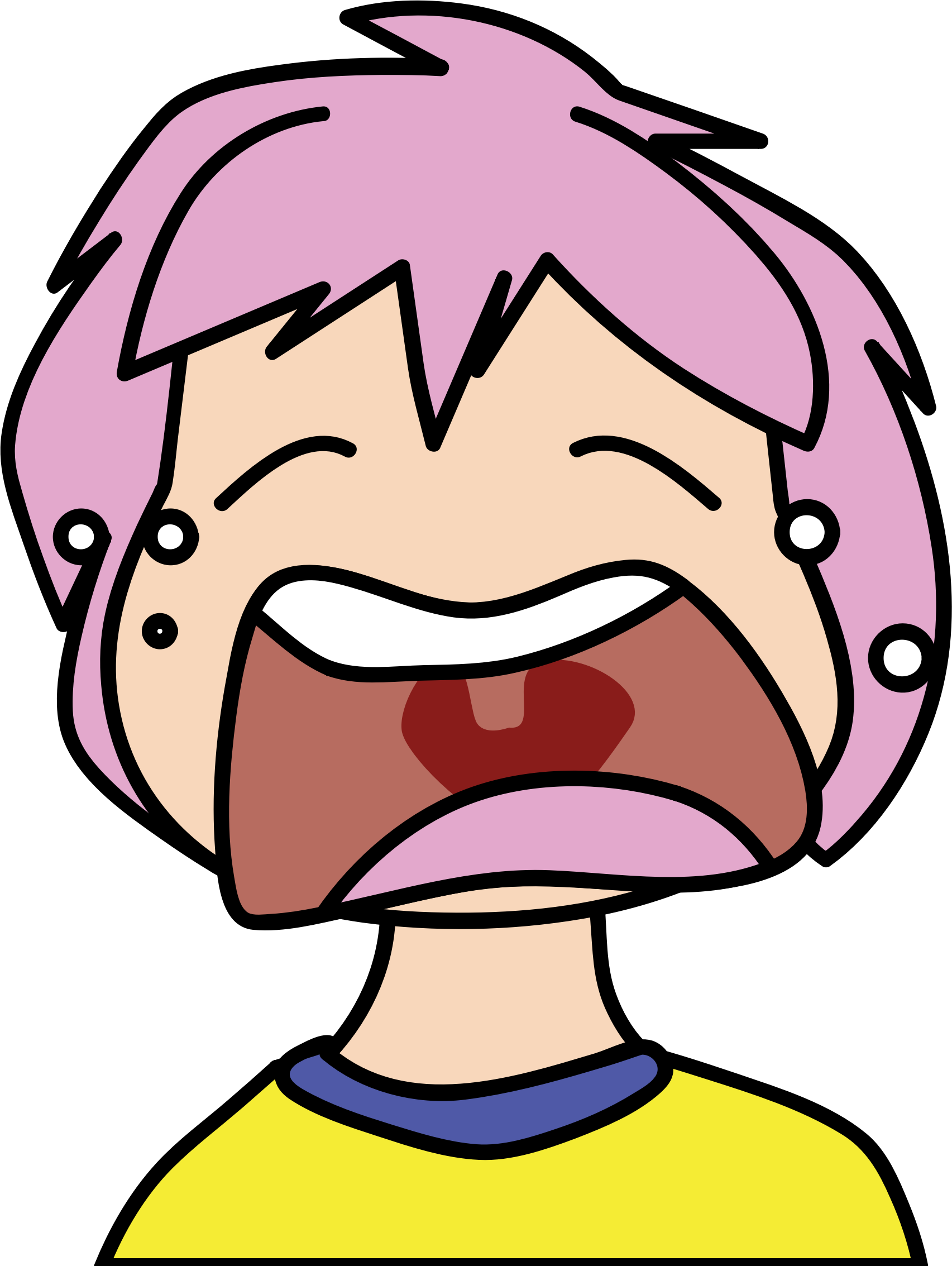 Cry clipart cry kid. Crying child big image
