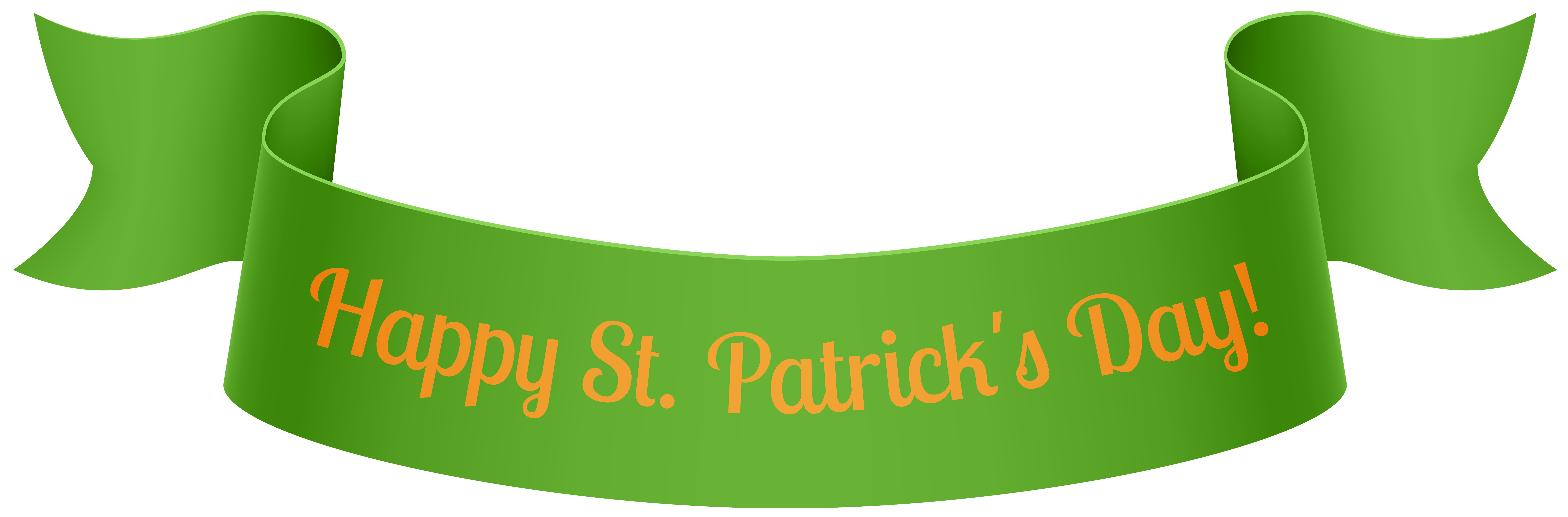 Clipart children st patricks day. Patrick s banner png
