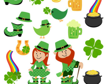 Free images patricks download. Kitty clipart st patrick's day