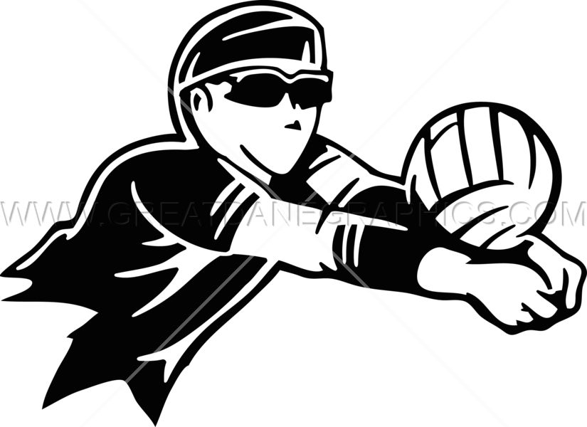 collection of bump. Clipart volleyball volleyball hitter