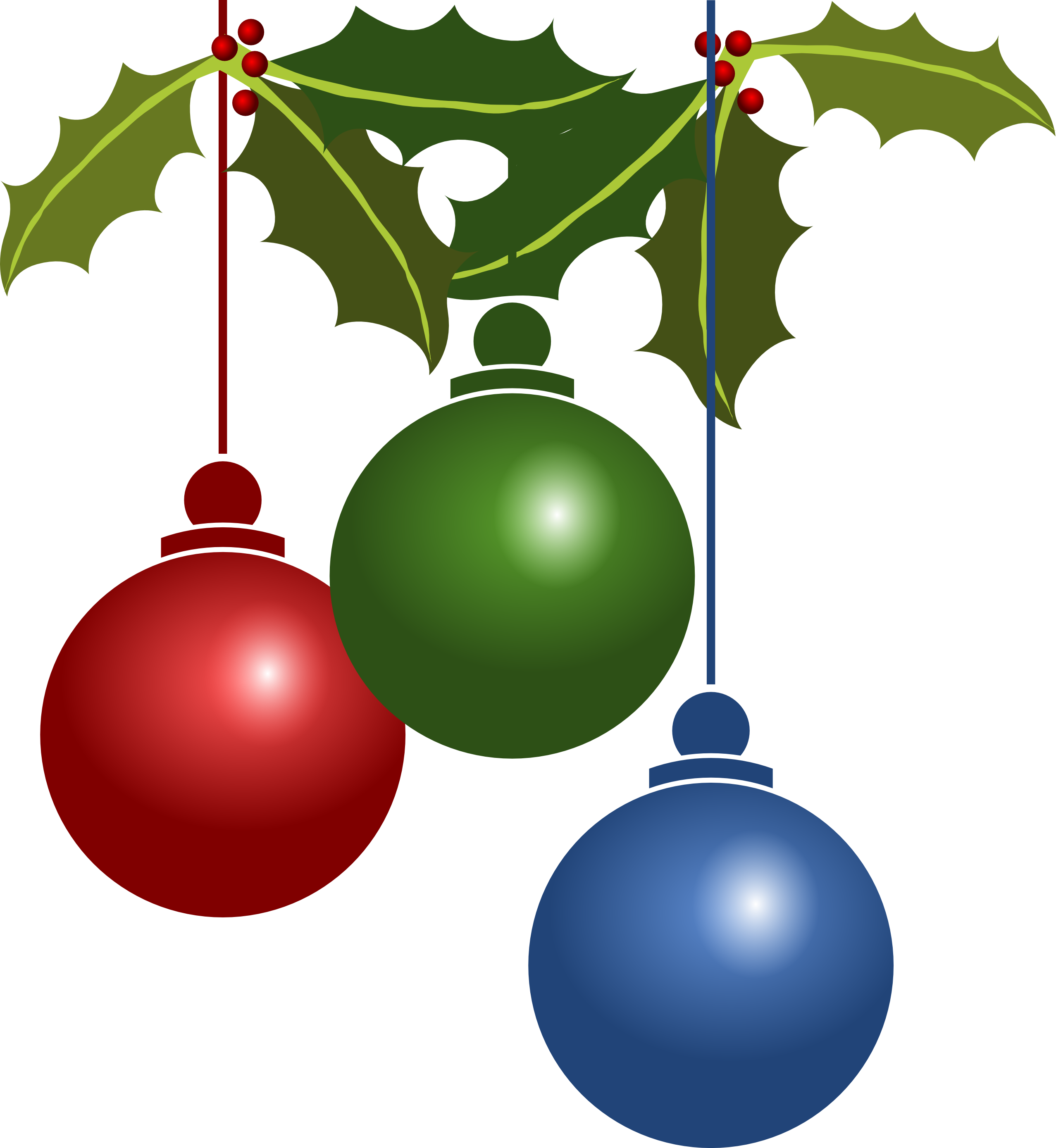 Holly clipart holiday. African american christmas free
