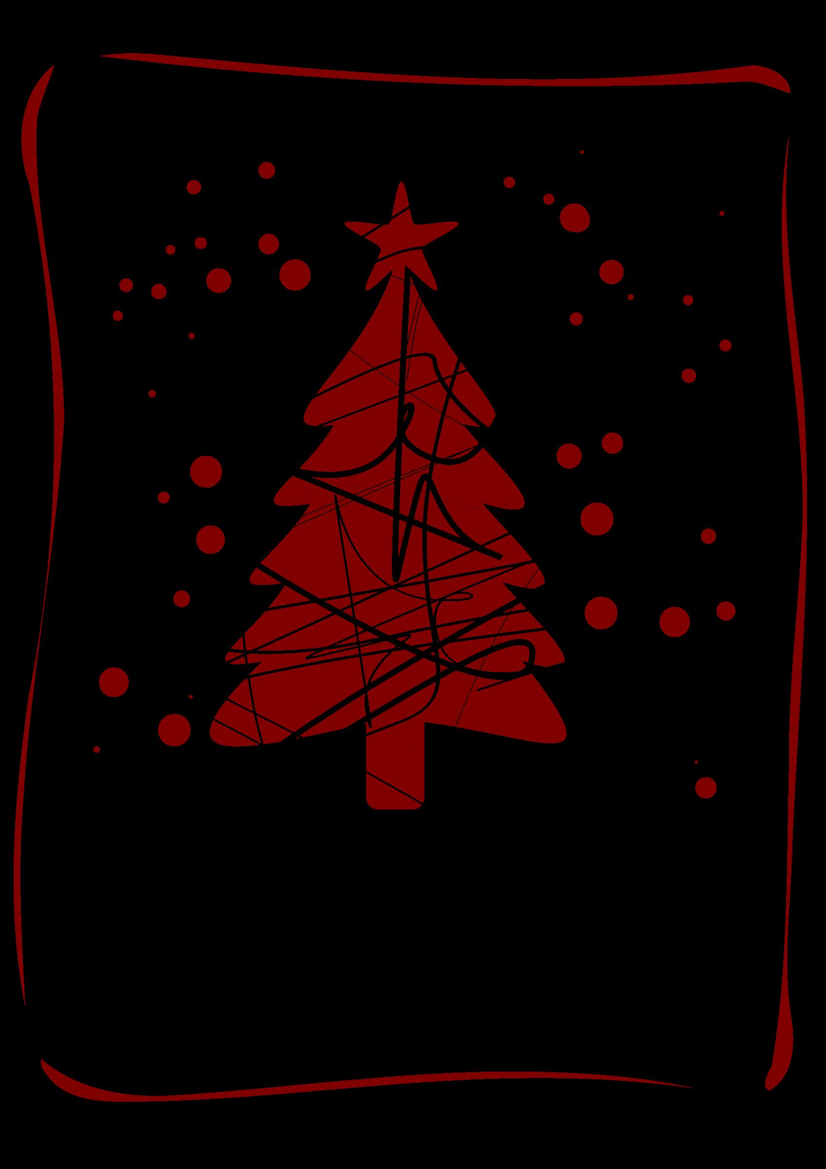 Clipart christmas card. Design big image png