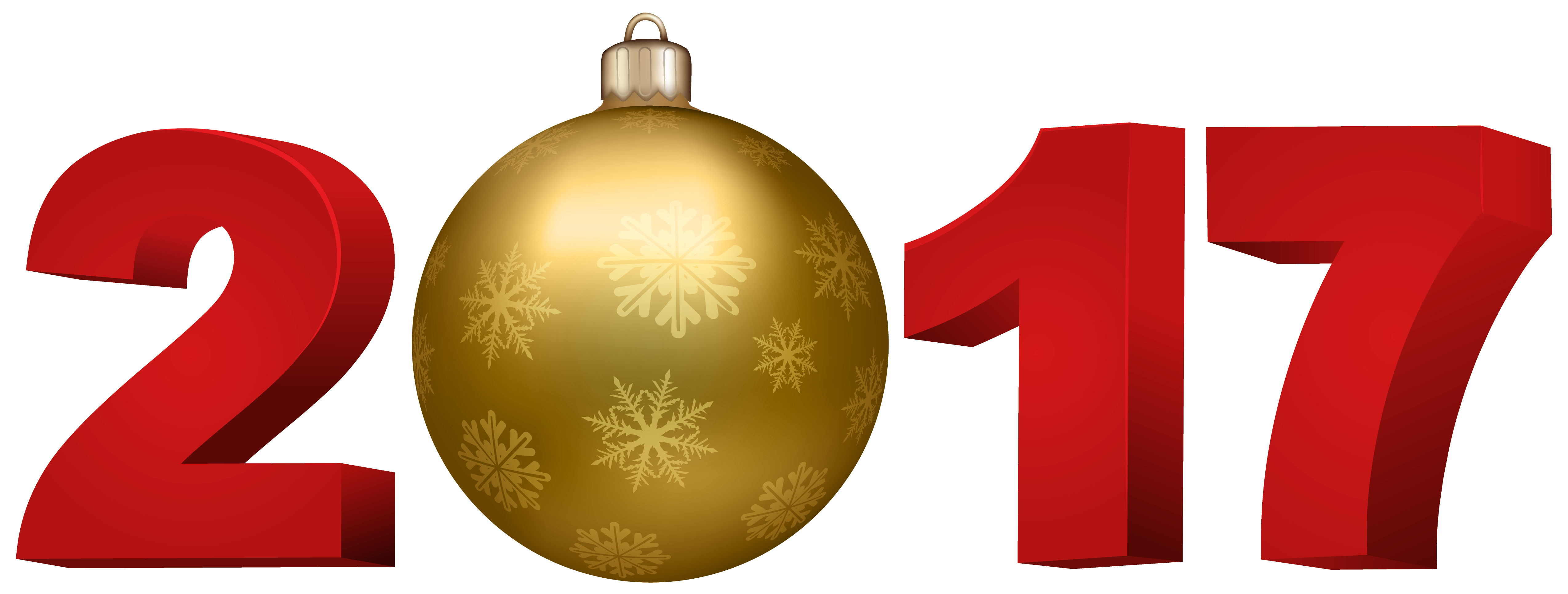 2017 clipart christmas. Transparent png image gallery