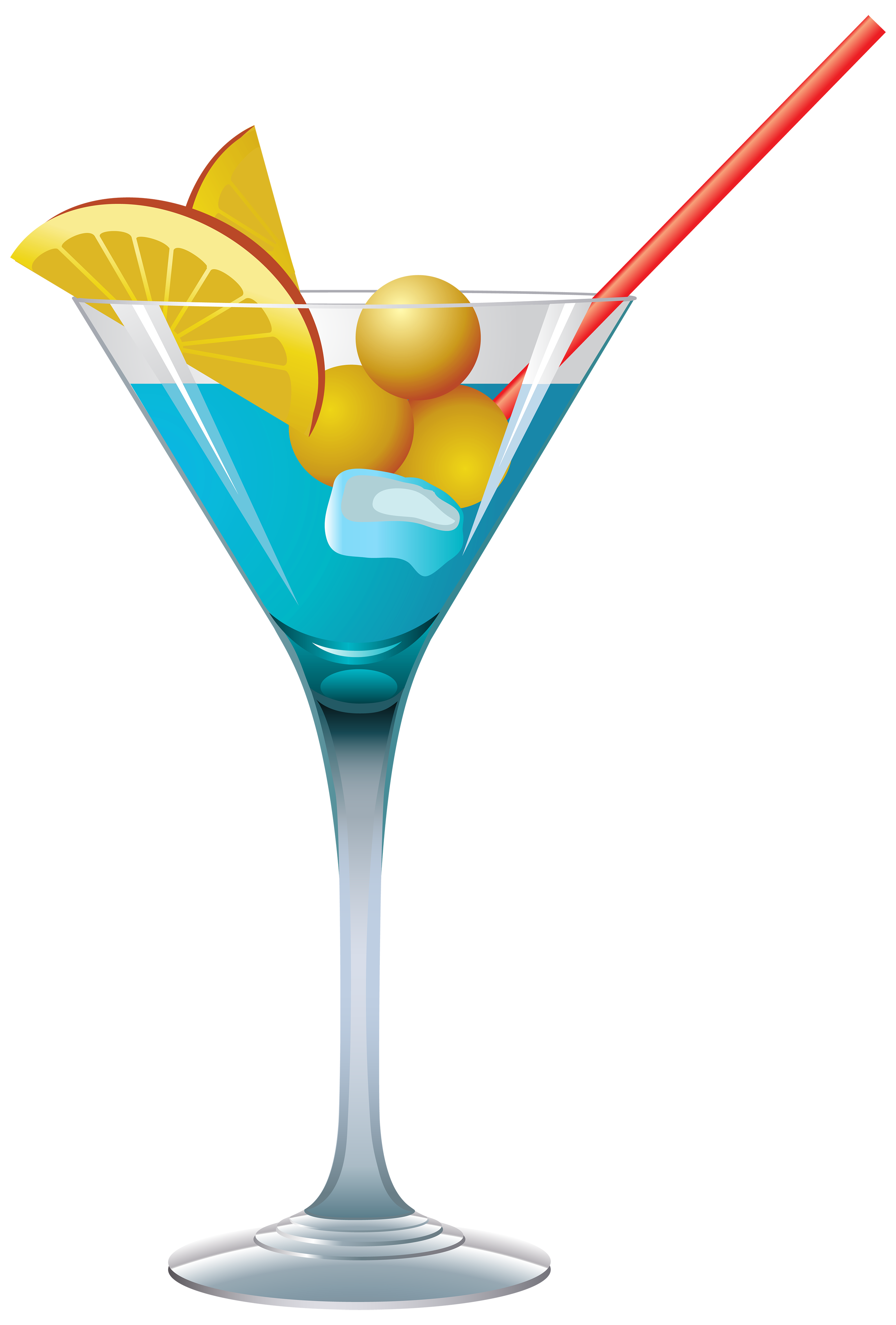 Blue cocktail png best. Glasses clipart martini glass