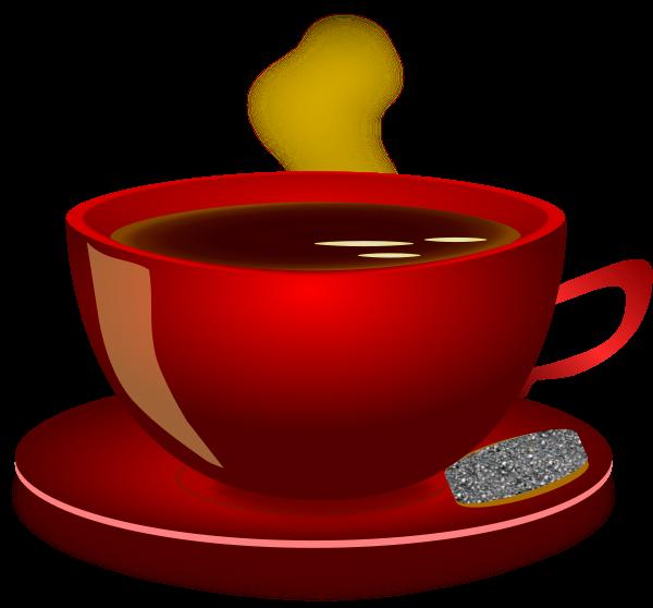 Panda free images teaclipart. Cup clipart polka dot tea