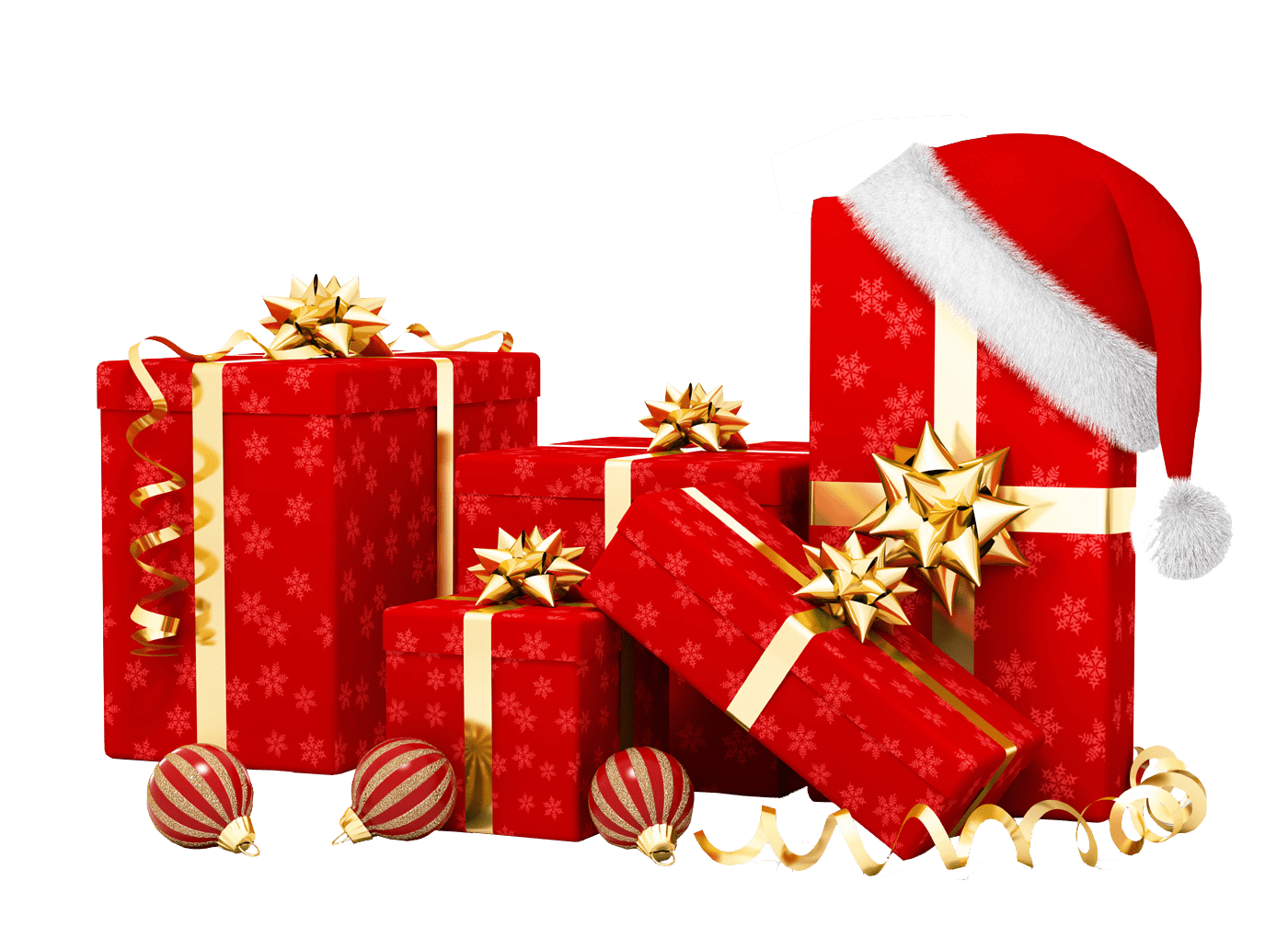 Gifts transparent png stickpng. Clipart christmas cracker
