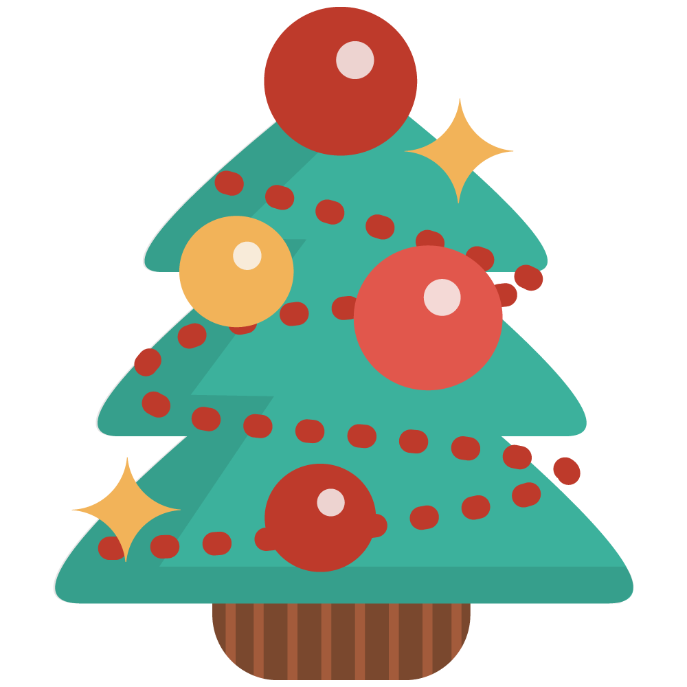 Clipart Christmas Cute Transpa