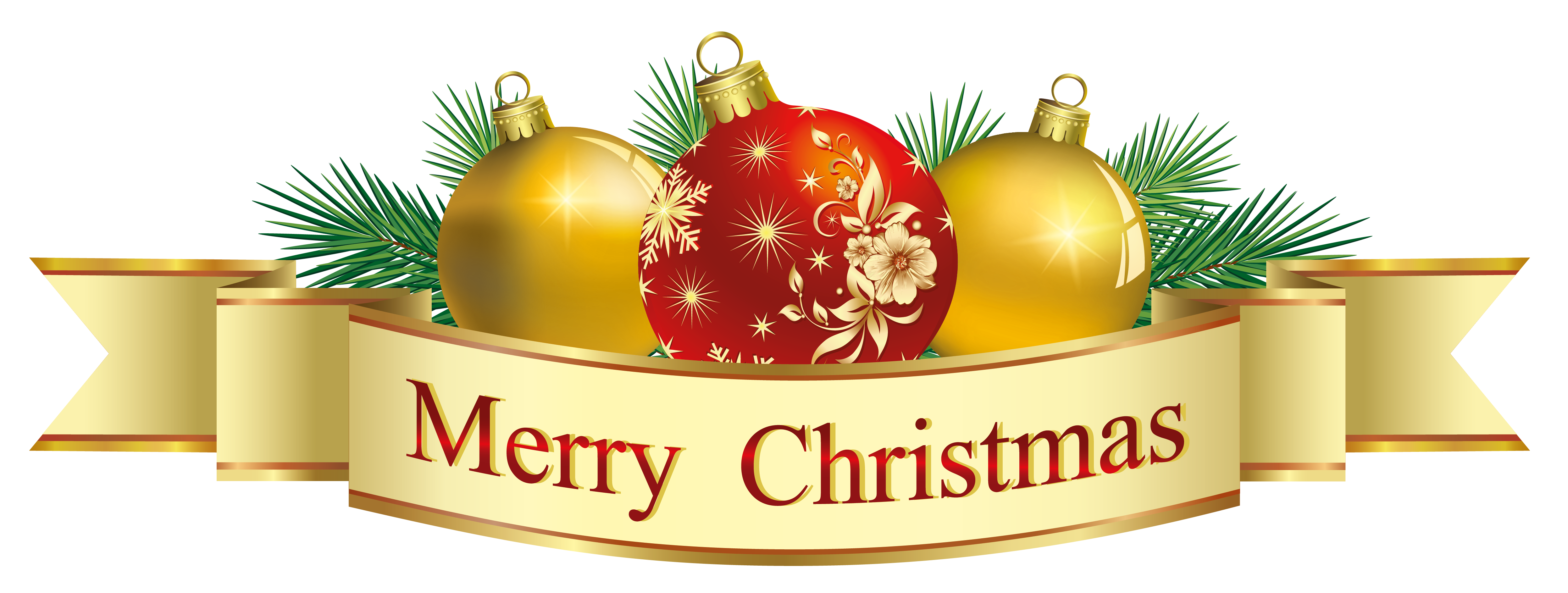 Clipart mom merry christmas. Transparent deco gallery yopriceville