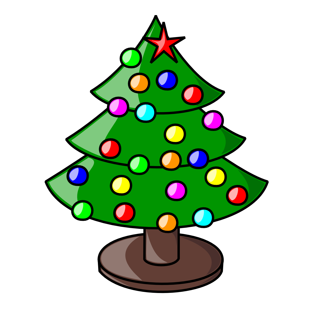clipart christmas design