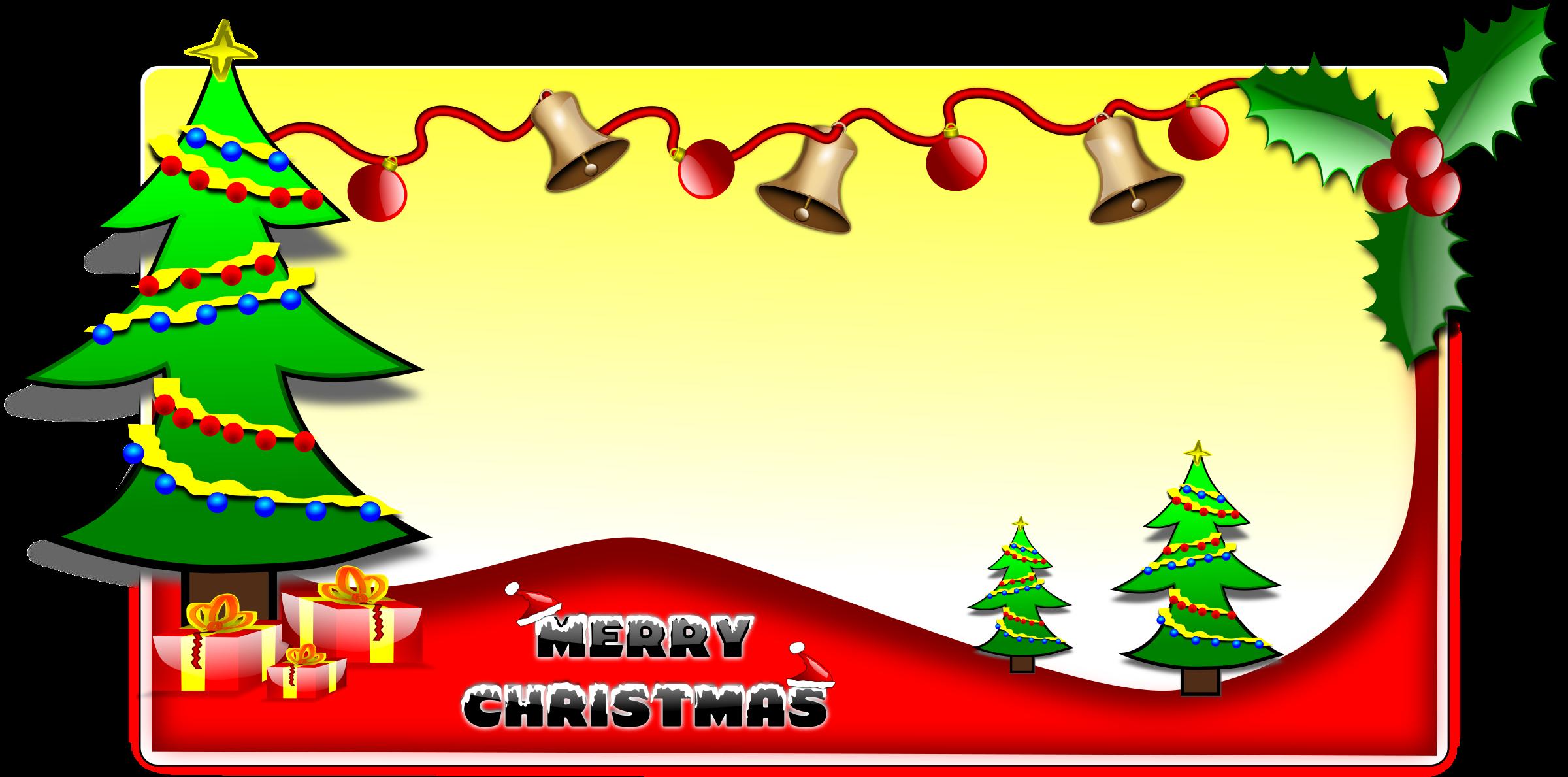 Clipart christmas design. L big image png