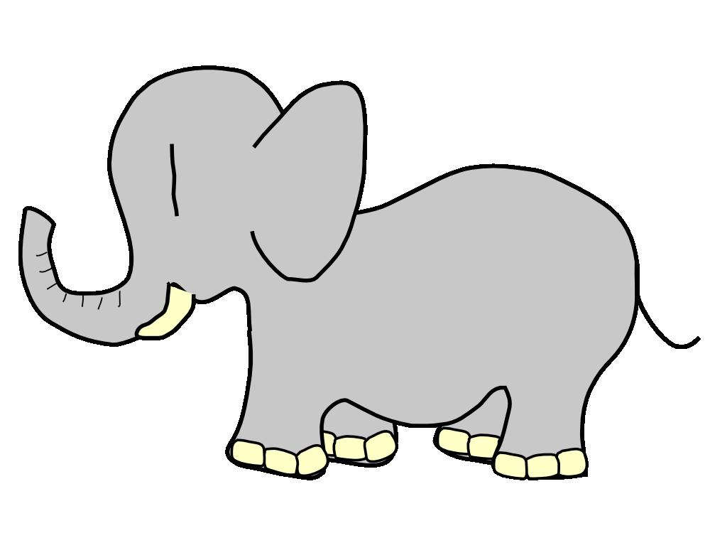 Clip art ideas white. Clipart elephant christmas