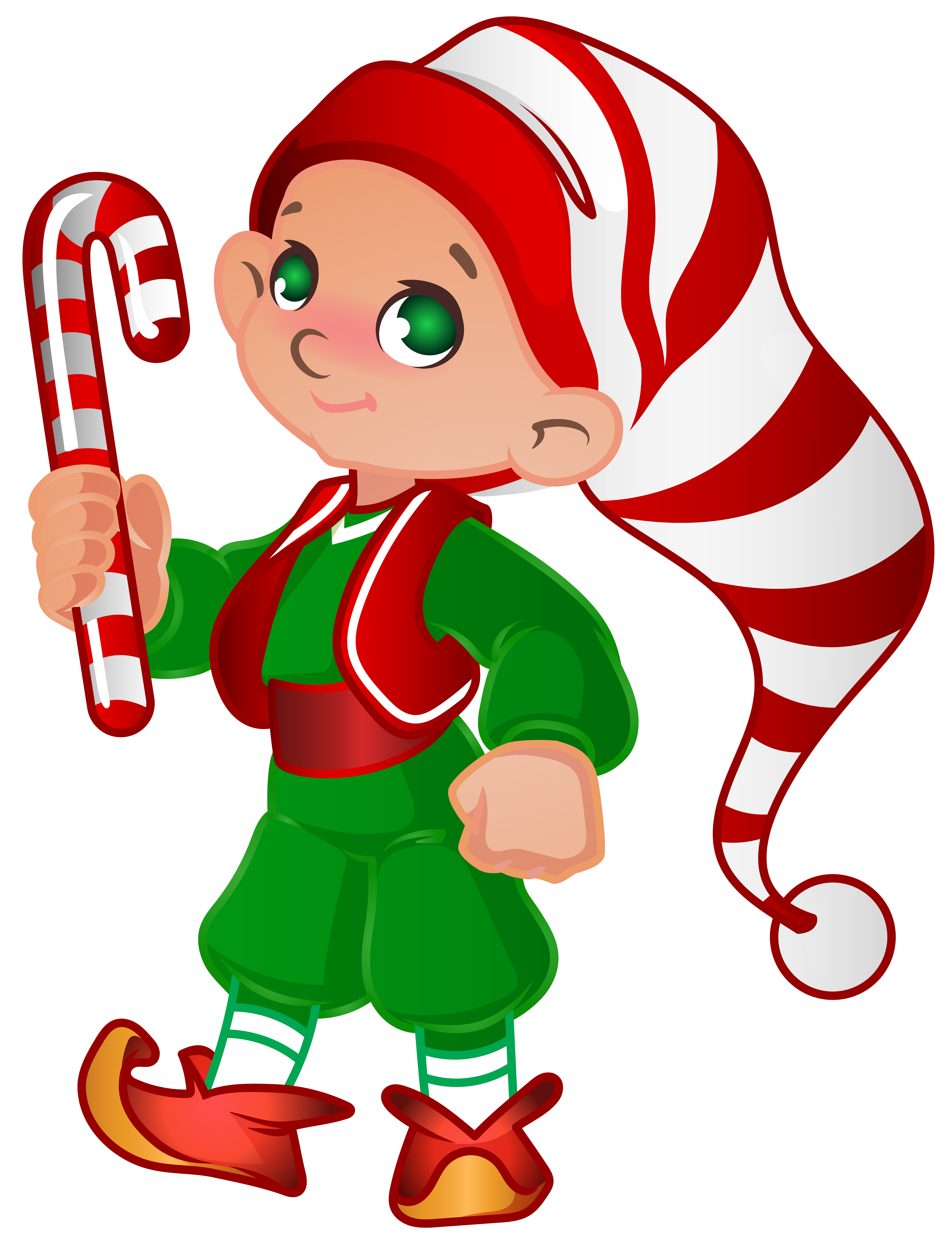 Elves clipart writing.  collection of christmas