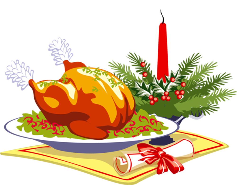 Feast clipart shared lunch.  collection of christmas