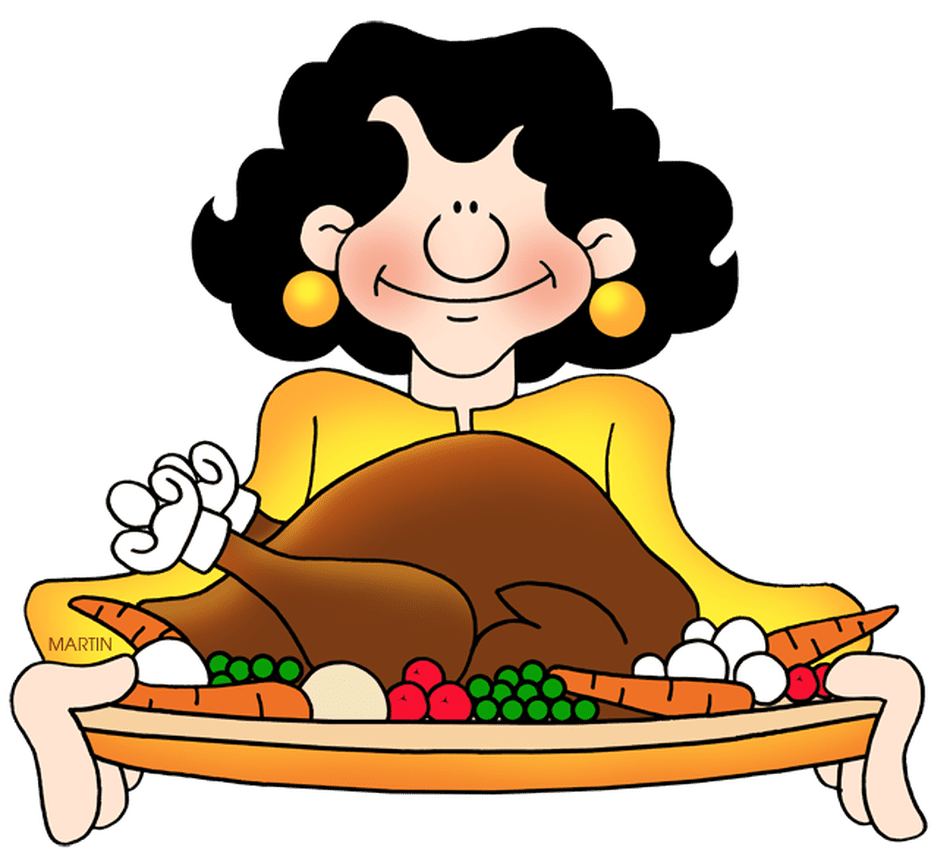 Feast clipart shared lunch.  free thanksgiving clip