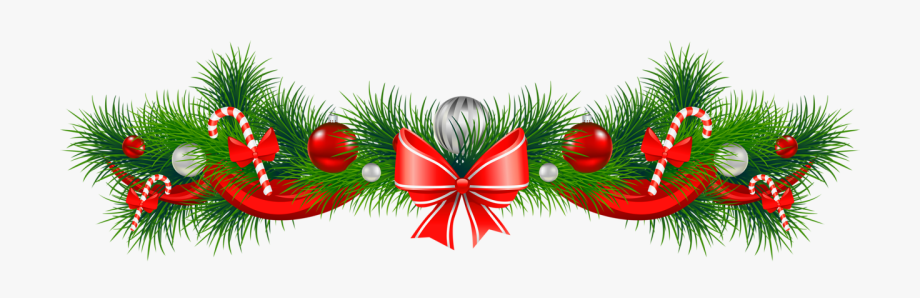 Free the cliparts . Garland clipart christmas tree garland