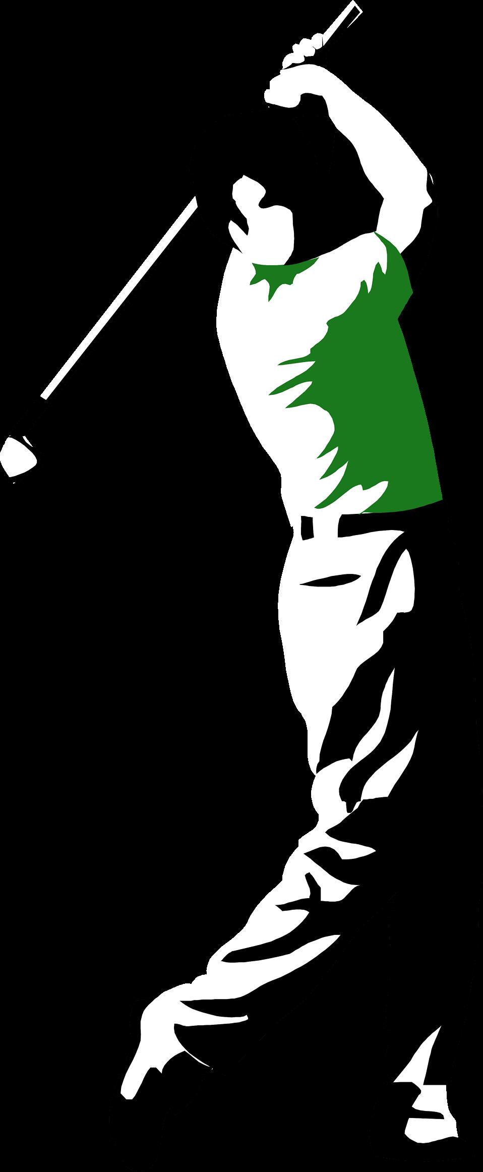 Golfing clipart golf winner. Man jokingart com golfer