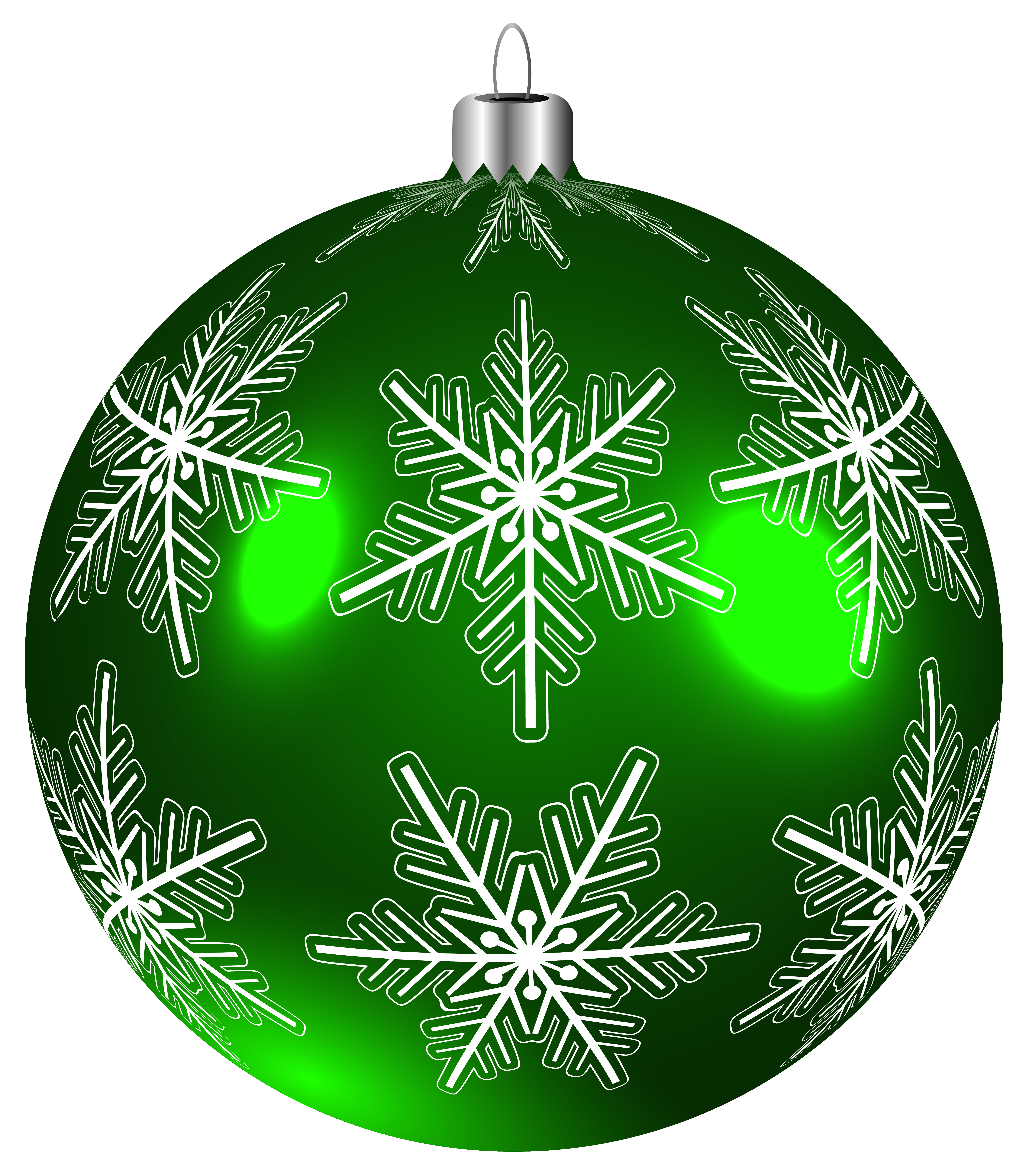 Green christmas ball png. Poinsettia clipart beautiful