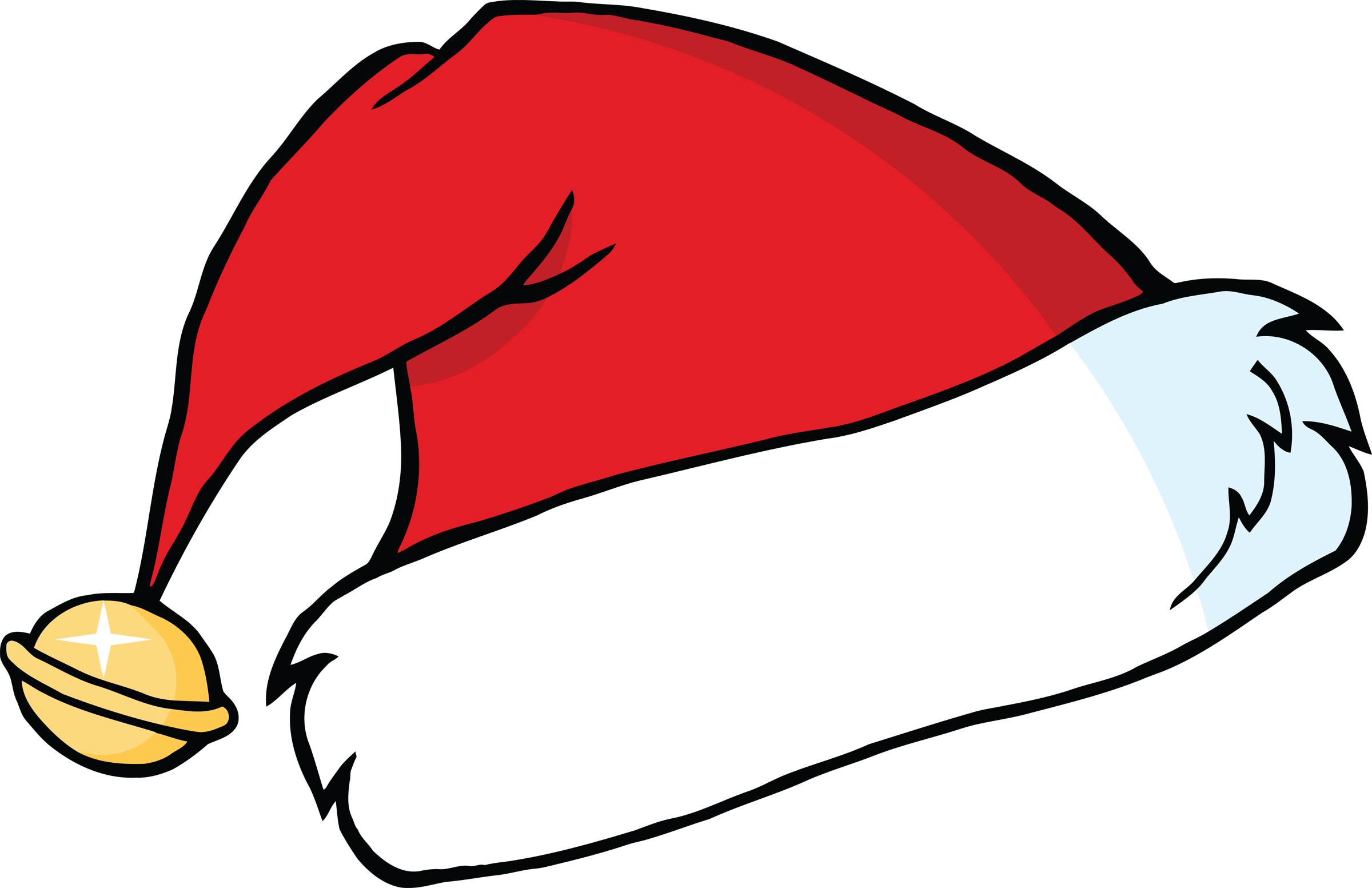 Hat clipart christmas. Photos joseph jpg santa