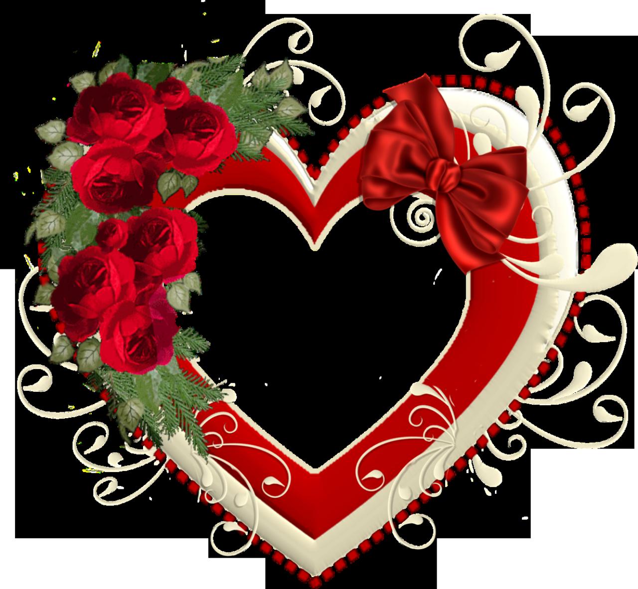 Clipart christmas heart. Frame png pngdot com