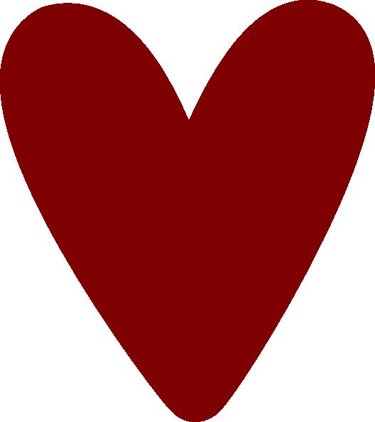 february clipart cluster heart