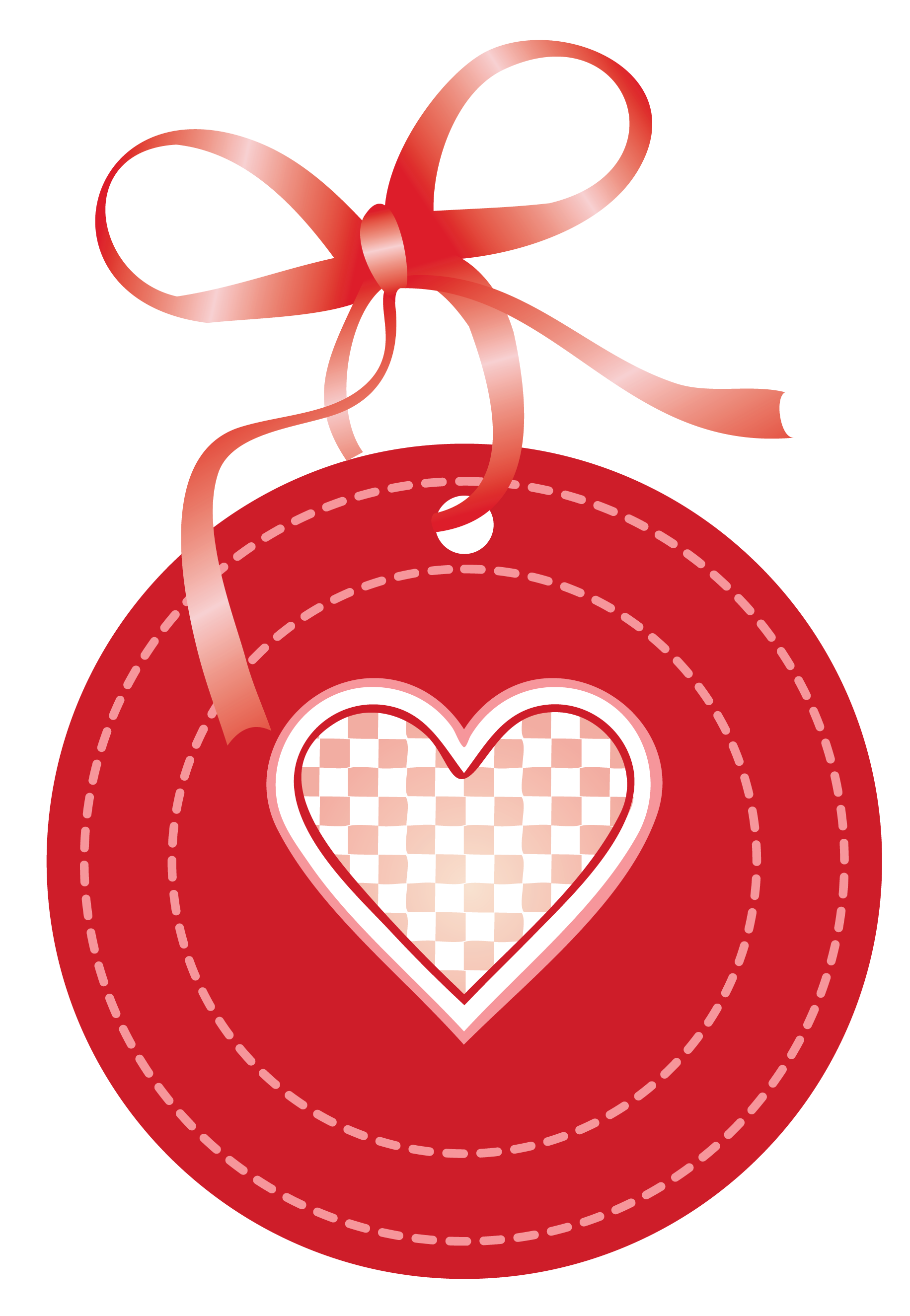 Clipart hearts christmas. Valentine oval label with