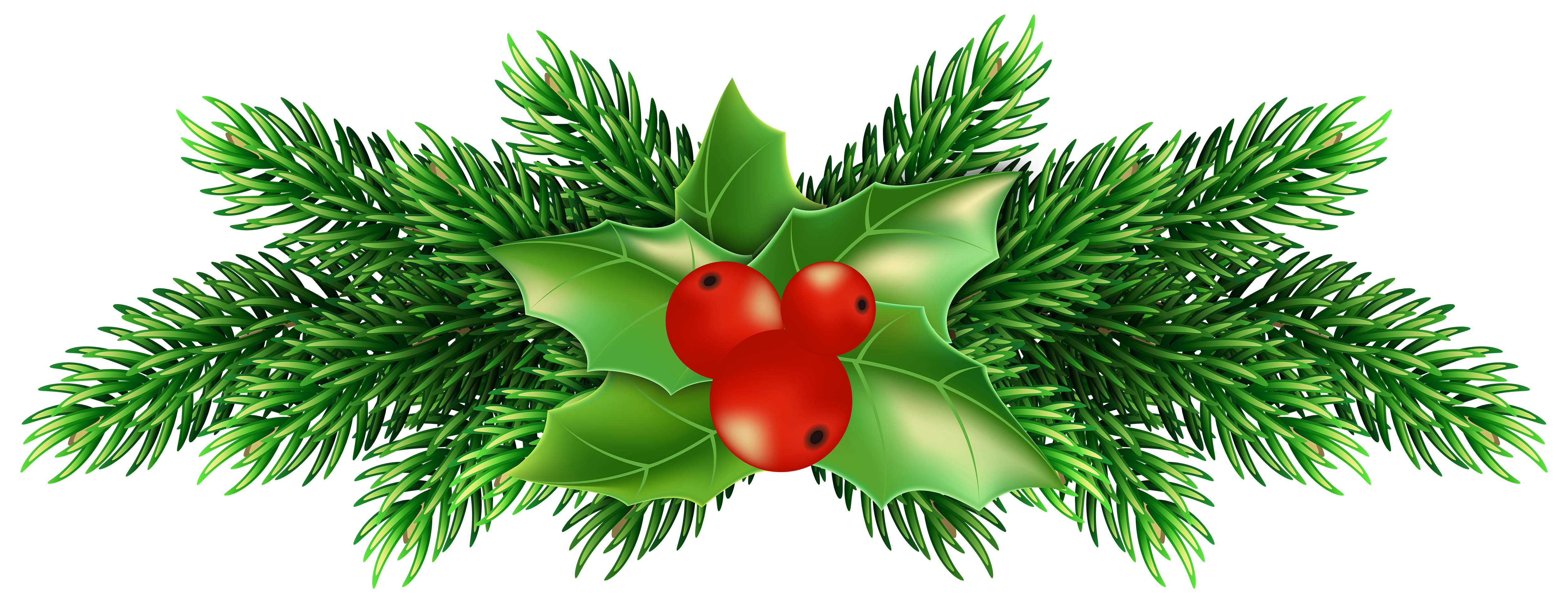 Christmas Clipart Holly.Clipart Leaves Christmas Clipart Leaves Christmas