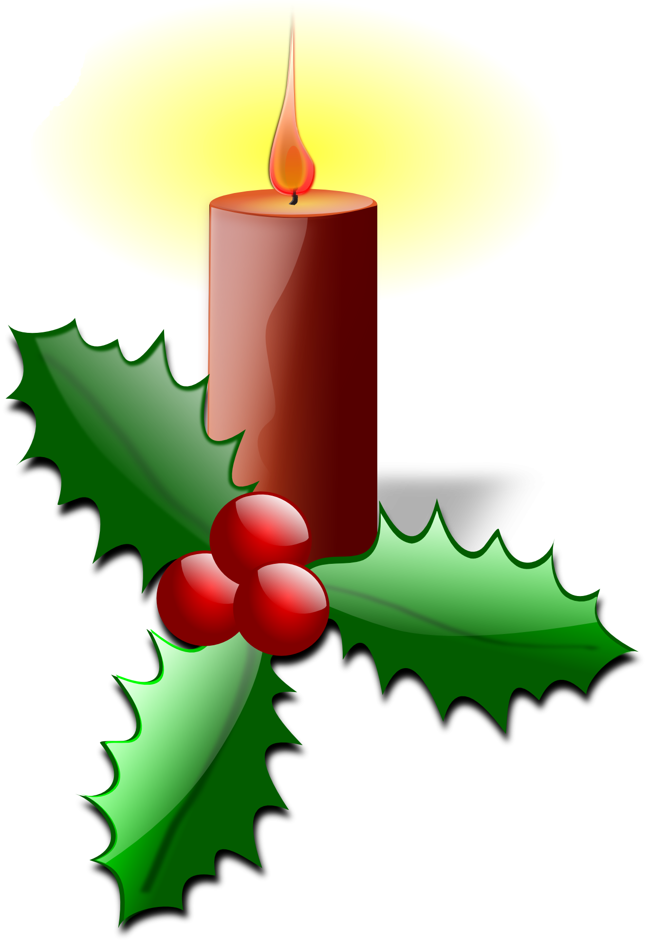 Clipart christmas holly. Mobawallpaper clip art cliparting