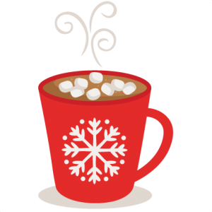 Clipart christmas hot chocolate. Pin on painting ideas