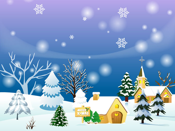Winter clipart time. Free landscape cliparts download