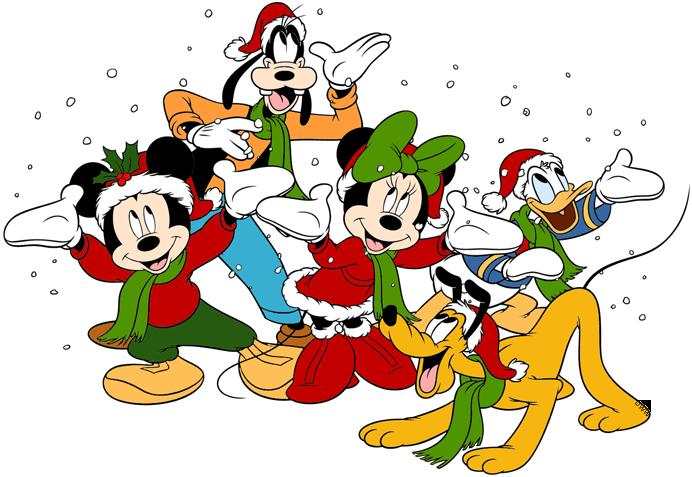 Mouse clip art disney. Clipart christmas mickey