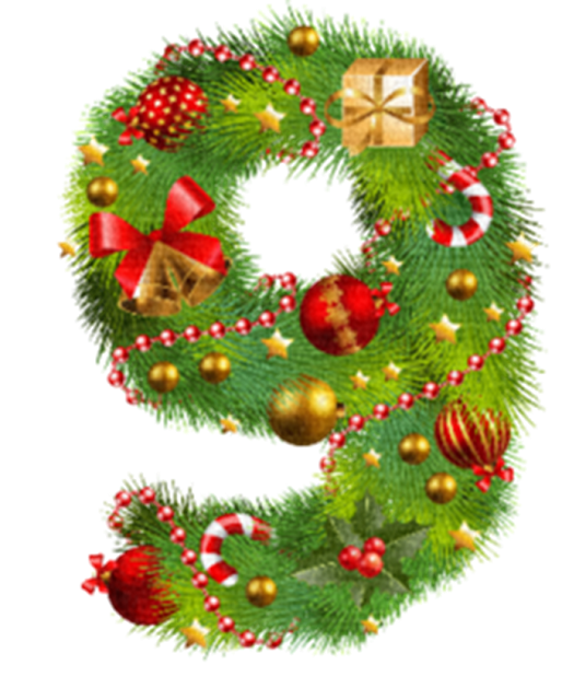 numbers png pinterest. Number 6 clipart free christmas number
