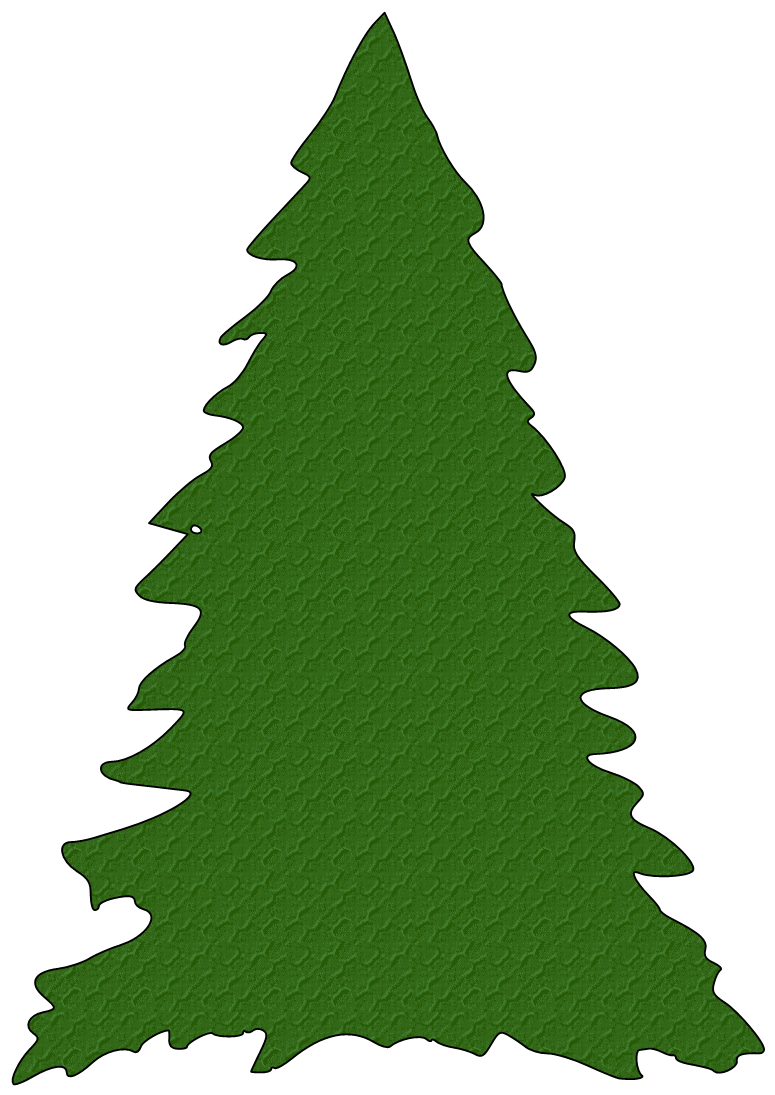 Clipart trees evergreen. Clip art christmas tree