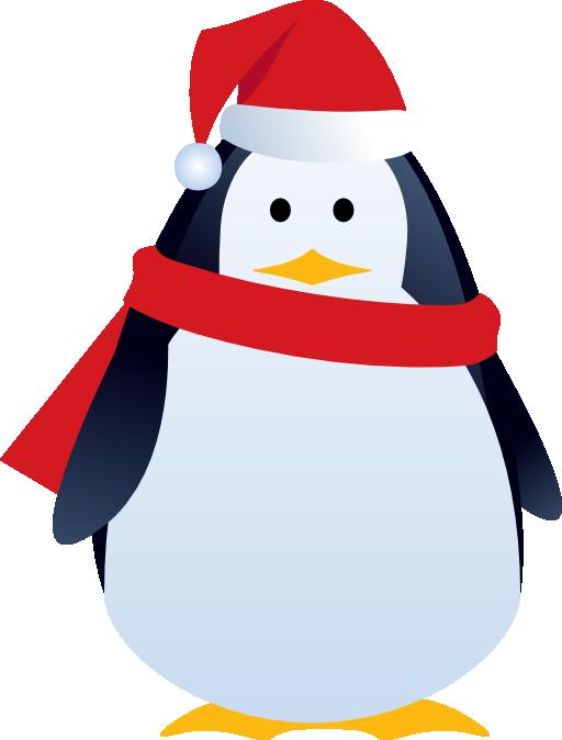 Clipart penquin merry christmas. Penguin clip art panda
