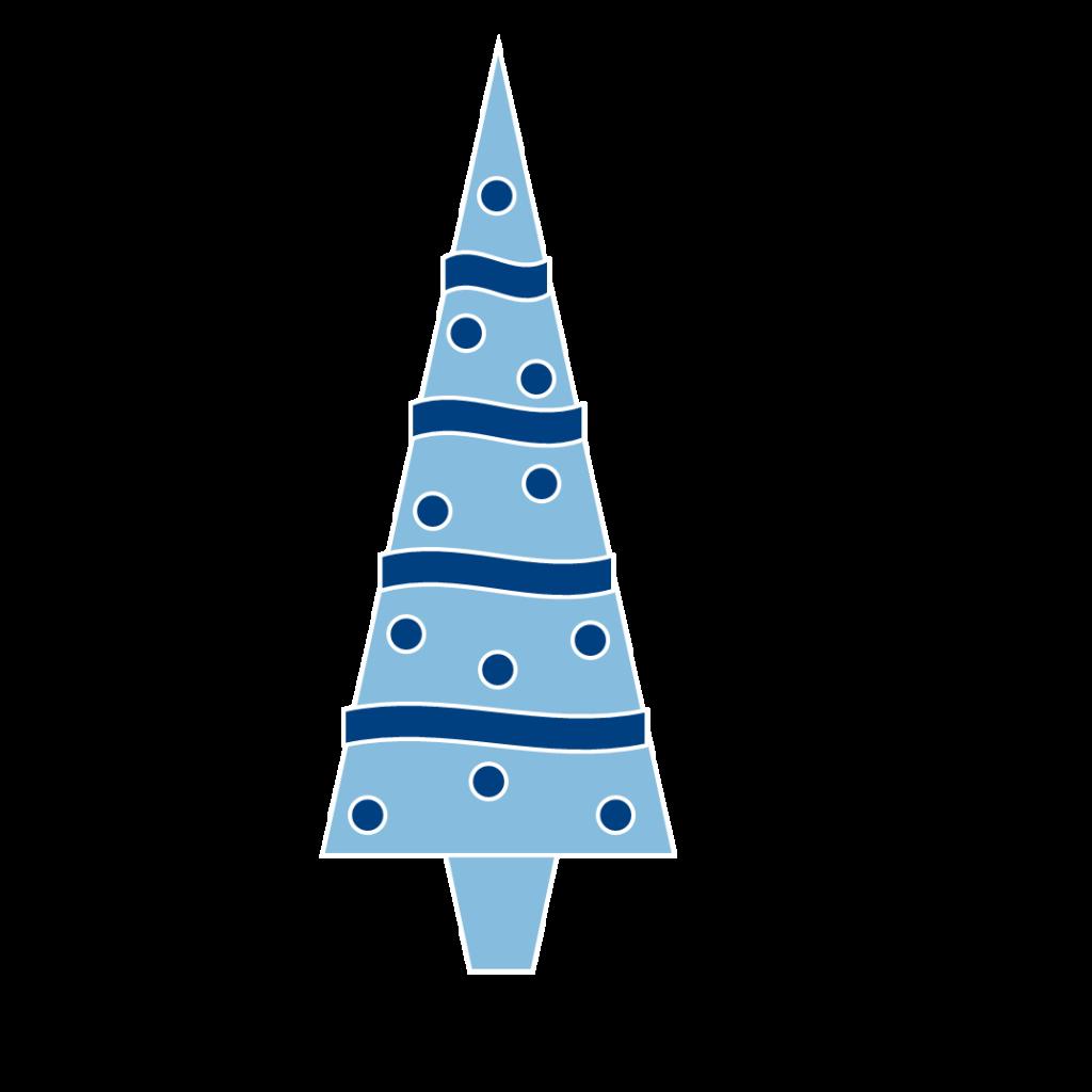 Baby nursery formalbeauteous christmas. Clipart trees blue