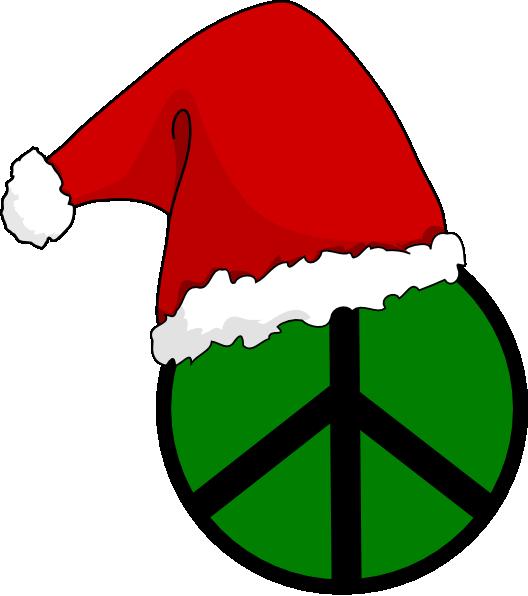 Peace Christmas Sign.Peace Clipart Christmas Peace Christmas Transparent Free