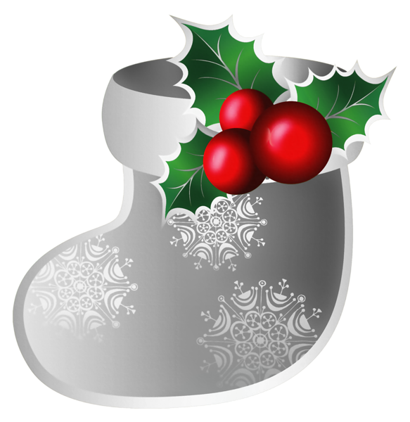 Gallery png . Clipart christmas silver