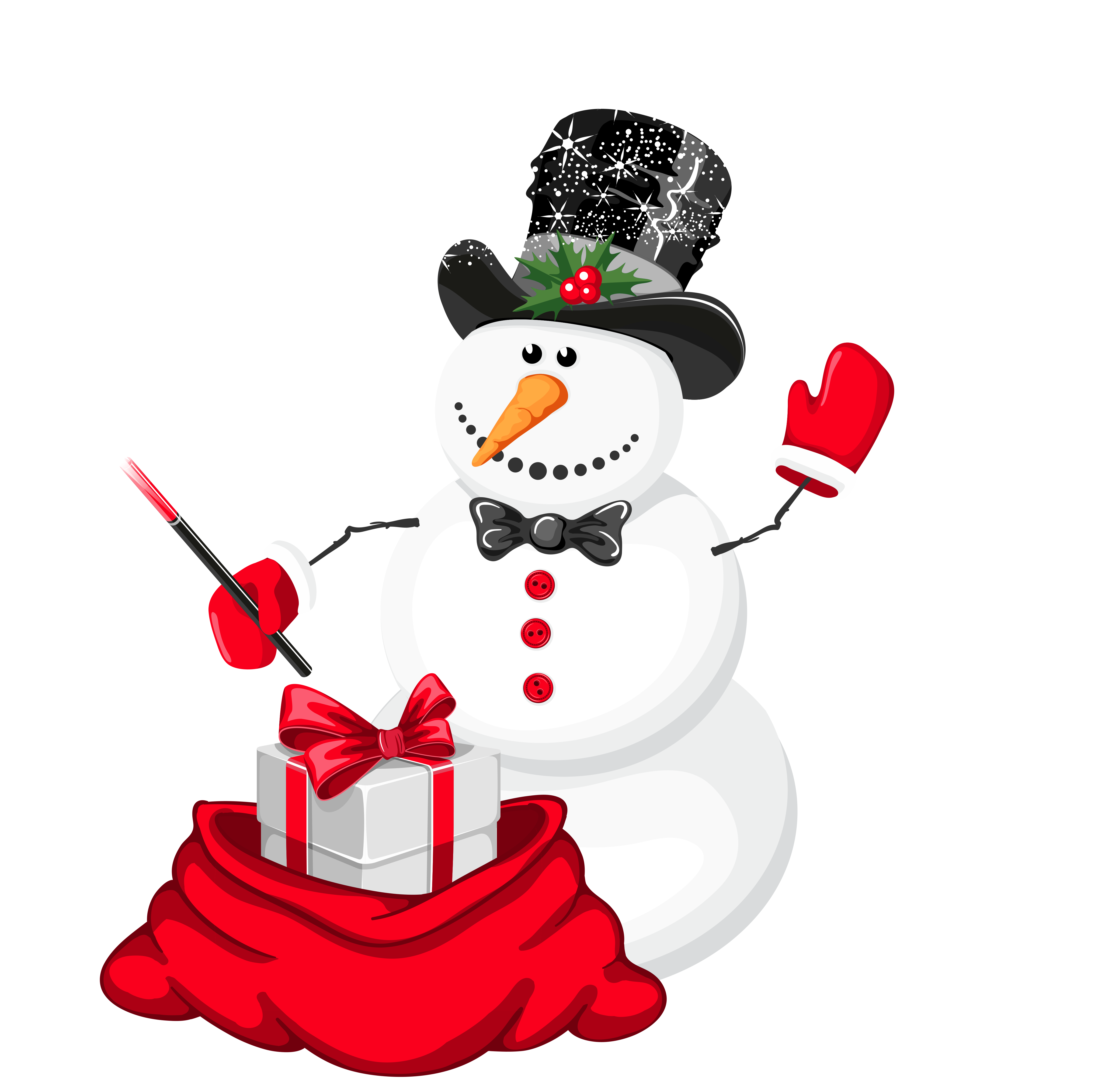 Christmas snowman png gallery. Magician clipart kid magician