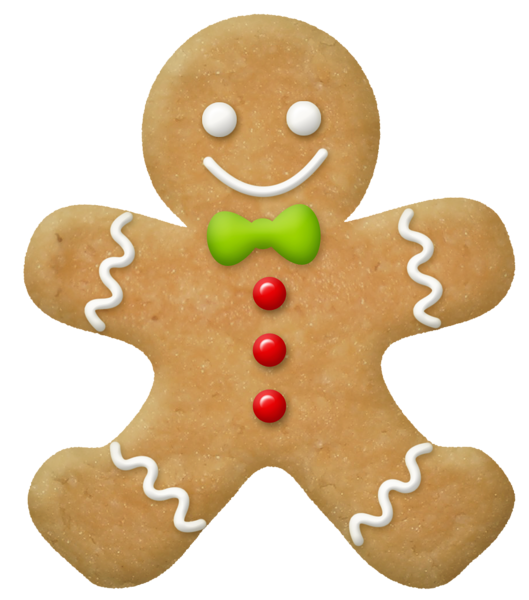 Christmas gingerbread png picture. Desserts clipart dessert platter