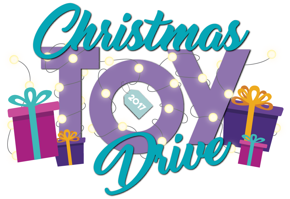 Donation clipart toy donation. Holiday drive encode to