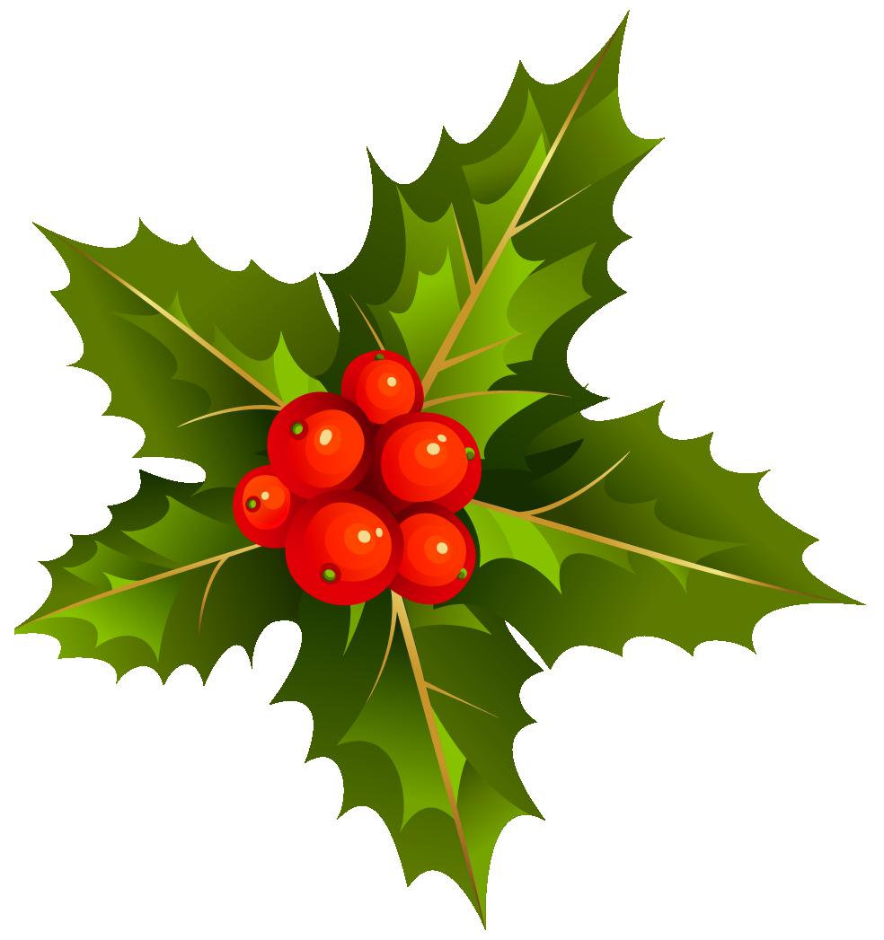Holiday clipart transparent background. Christmas mistletoe gallery yopriceville