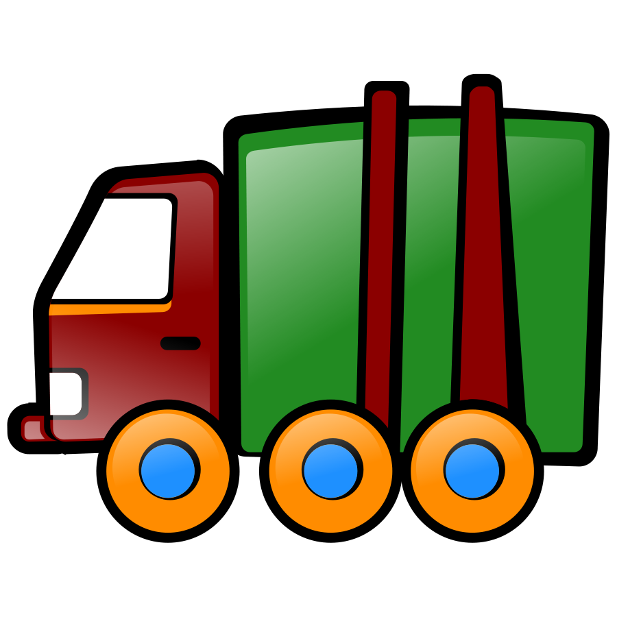 Truck panda images info. Free clipart toy