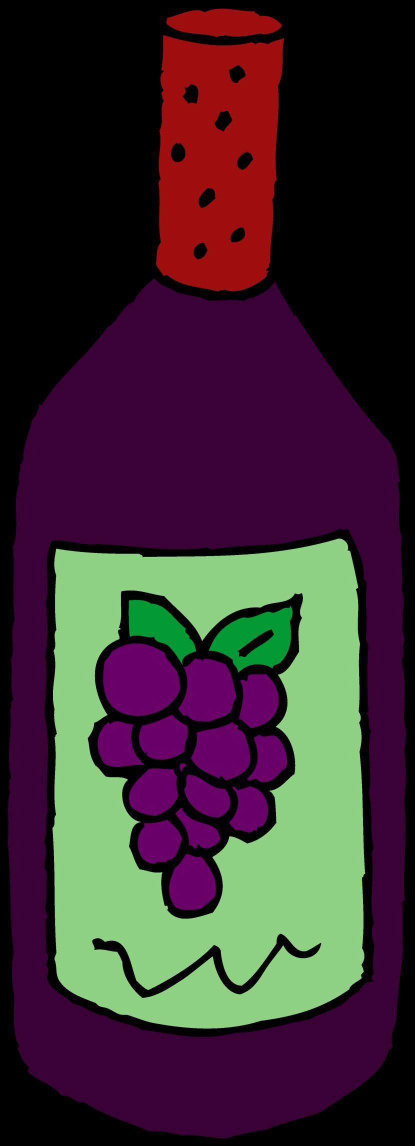 Wine clip art free. Grape clipart vintage