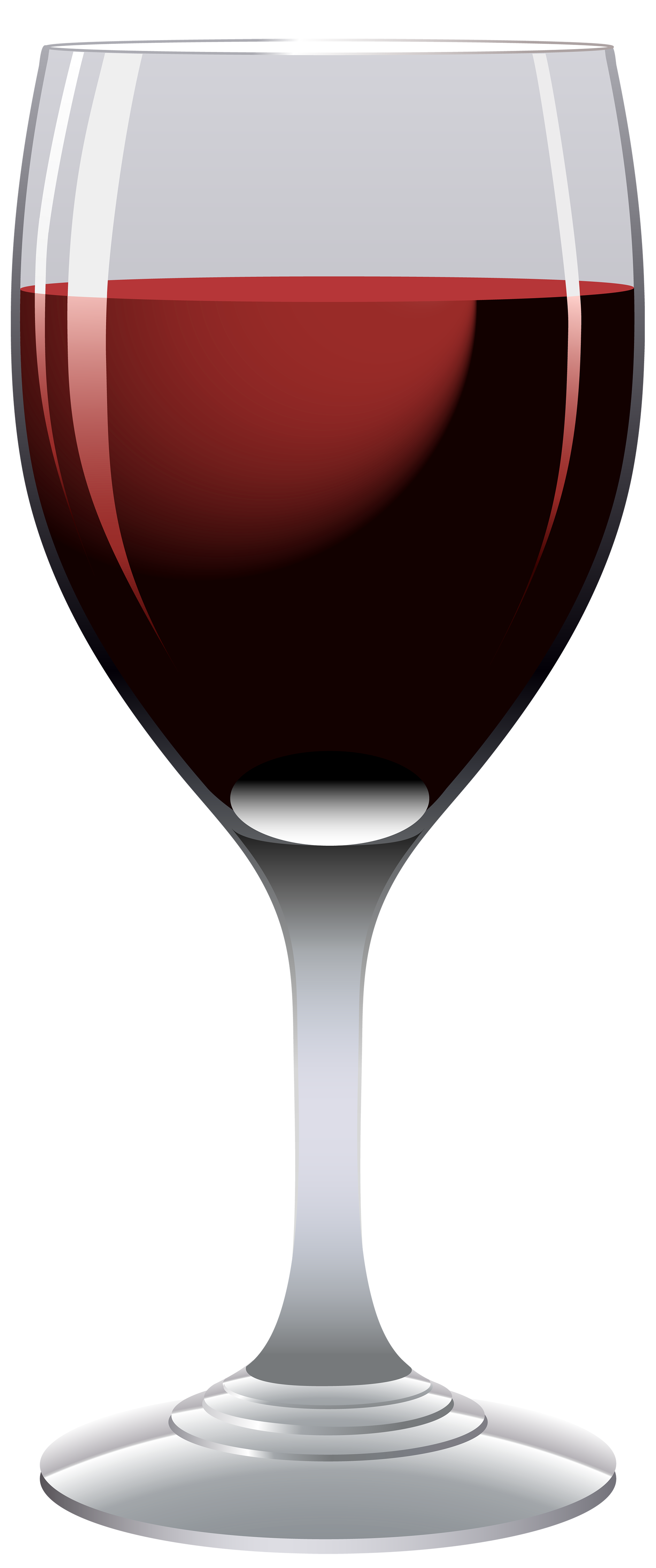 Red glass png image. Clipart heart wine