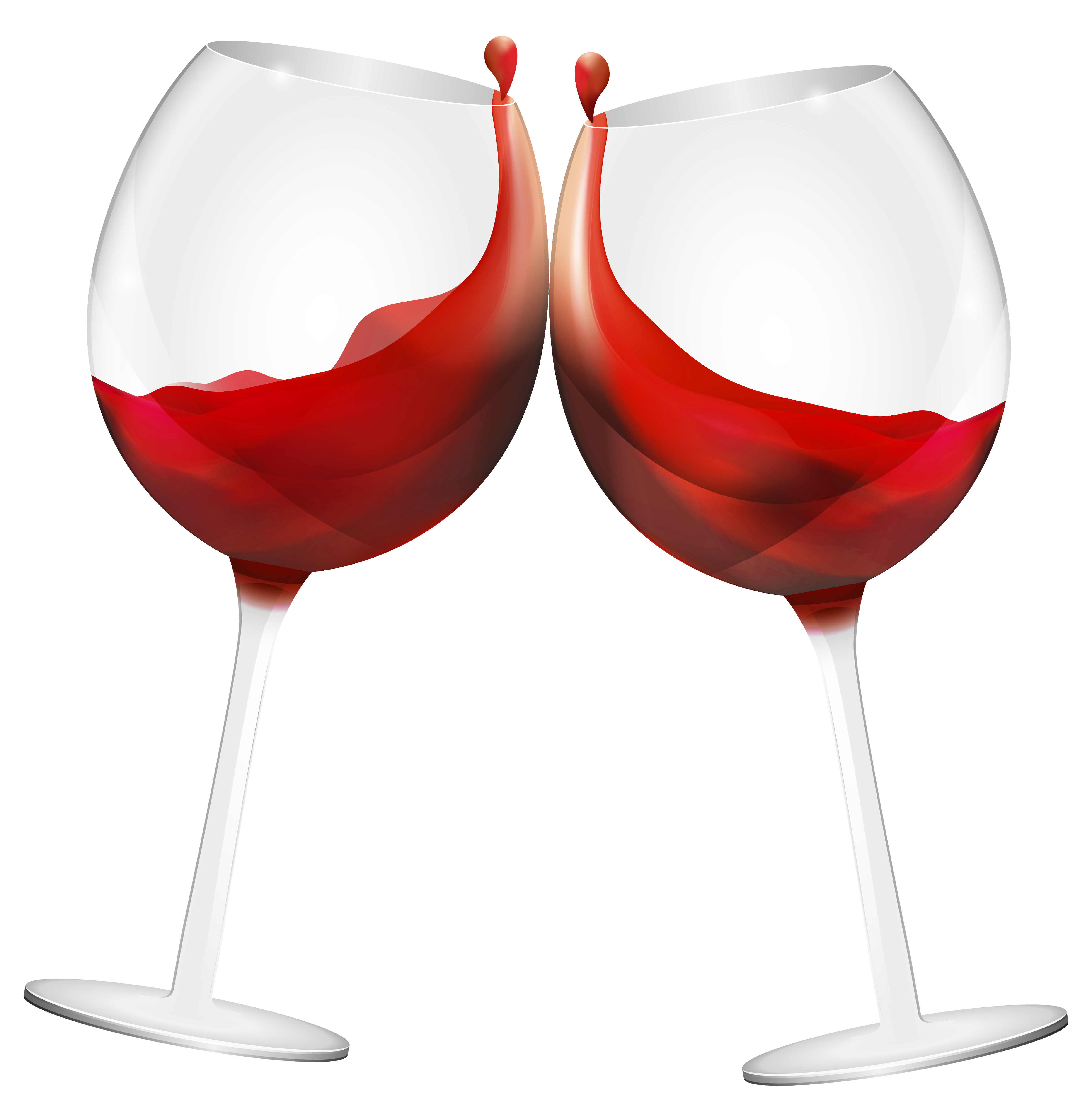 Hearts clipart wine. Wassail glasses gallery yopriceville