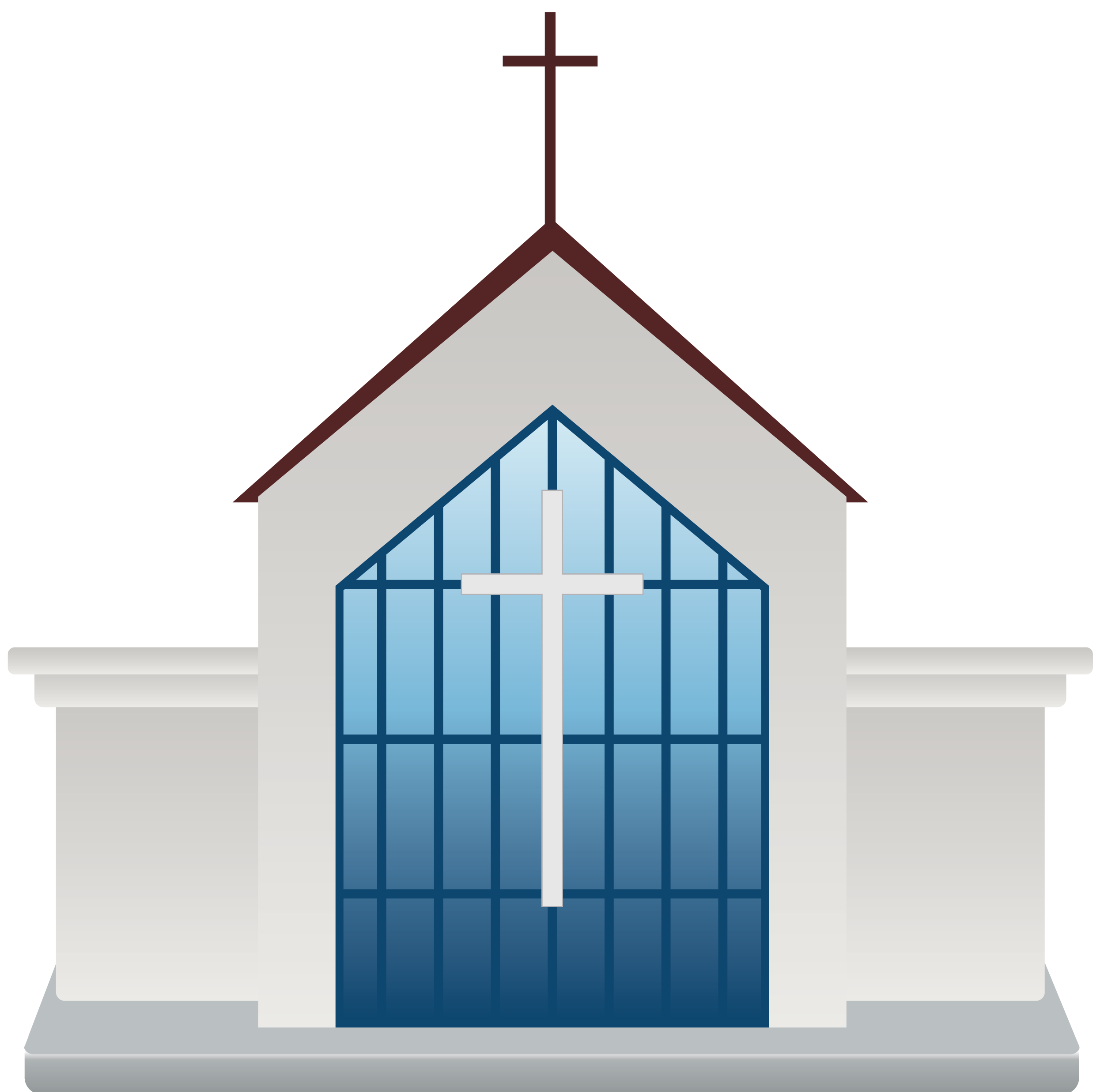 Outline clipart church. Cartoon drawing at getdrawings